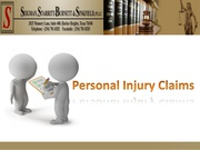 Personal Injury Attorney Killeen